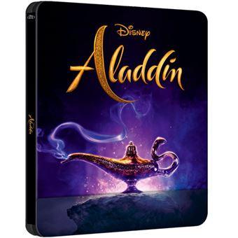 Aladdin - Edição Steelbook - Blu-ray Importação