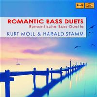 Romantic Bass Duets - CD