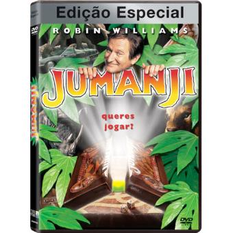 Jumanji - Edição Especial - DVD