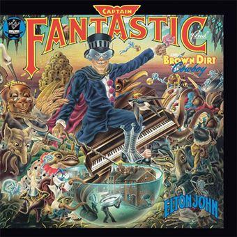Captain Fantastic and The Brown Dirt Cowboy - LP 12''