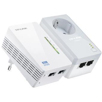 TP-Link PLC Powerline AV500 WiFi Starter Kit WPA4226