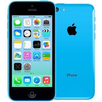 c0c354286 Apple iPhone 5c 16GB (Azul) - iPhone - Compra na Fnac.pt