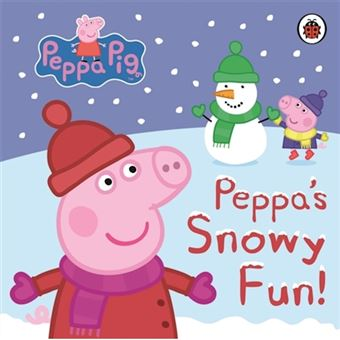 Peppa pig: peppa s snowy fun