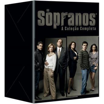 Caixa Sopranos: Série Completa (Edição Limitada de Coleccionador)