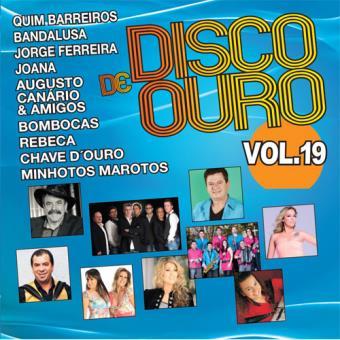 Disco de Ouro Vol 19 - CD