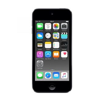 Apple iPod Touch 128GB - Cinzento Sideral