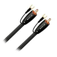 AudioQuest 3m Black Lab RCA 3m RCA RCA Preto cabo de áudio
