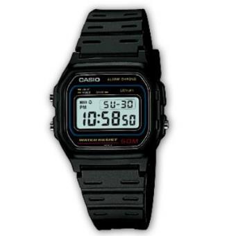 b03c5fe8774 Casio Relógio Collection W-59-1VQES (Preto) - Relógio - Compra na ...