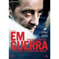 Em Guerra - DVD