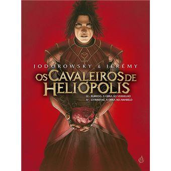 Os Cavaleiros de Heliópolis - Livros 3 e 4