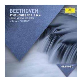Beethoven | Symphonies No.2 & 4