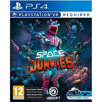 Space Junkies PS Vr Spa - Ps4