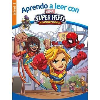 Spider-man nivel 3-aprende a leer c