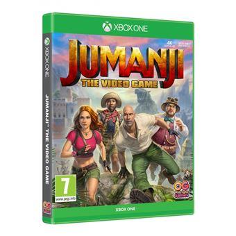 Jumanji: The Videogame - Xbox One