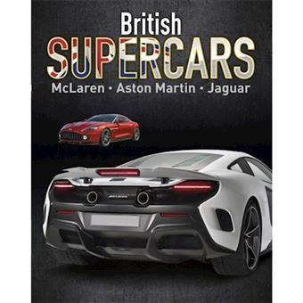 Supercars: british supercars