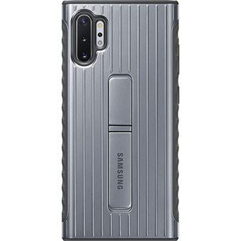 Capa Samsung Protectora para Galaxy Note10+ - Cinzento
