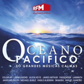 Váriospop Oceano Pacífico Só Grandes Músicas Calmas 2cd Cd