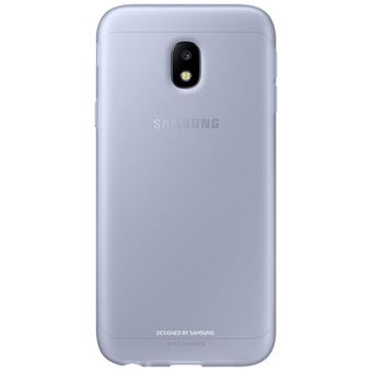 Capa Samsung Jelly para Galaxy J3 2017 - Azul