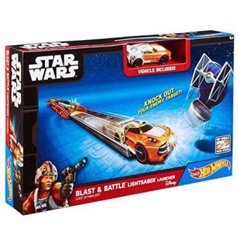 Hot Wheels Lançador Star Wars (Sortido)