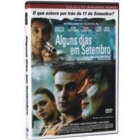 Alguns Dias em Setembro - DVD