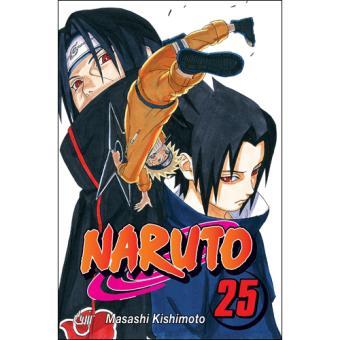 Naruto - Livro 25: Irmãos