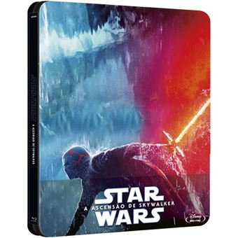 Star Wars Episódio IX: A Ascensão de Skywalker - Blu-Ray
