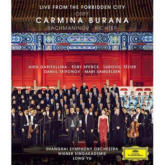 Orff: Carmina Burana - Live from the Forbidden City - Blu-ray