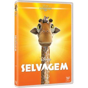 Selvagem - Edição Clássicos Disney - DVD
