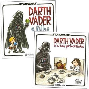 Pack «Darth Vader e Filhos»