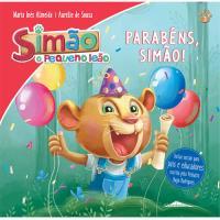 Simão, o Pequeno Leão - Livro 3: Parabéns, Simão!