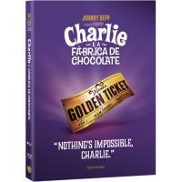 Charlie e a Fábrica de Chocolate (Blu-ray)