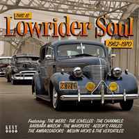This is Lowrider Soul 1962 - 1970 - CD