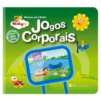 Jogos Corporais (Livro + CD /DVD)