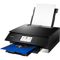 Impressora Multifunções Canon Pixma TS8350 - Preto