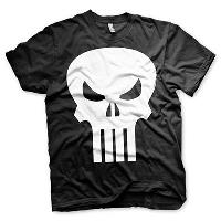 The Punisher - Skull T-Shirt Black (L)
