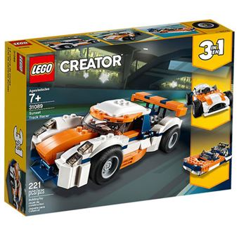 LEGO Creator 31089 Carro de Corrida Sunset