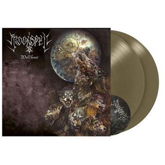 Wolfheart - 2LP Gold Vinyl + CD