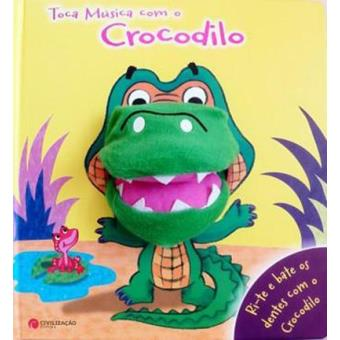 Toca Música com o Crocodilo