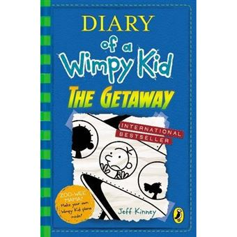 Diary of a Wimpy Kid - Book 12: The Getaway