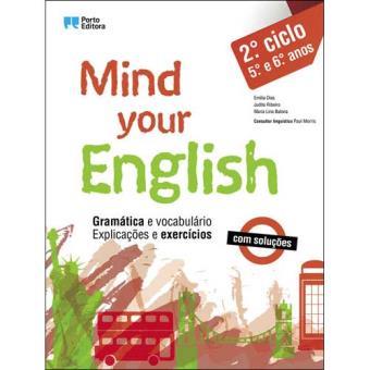 Mind Your English - 5º e 6º Anos