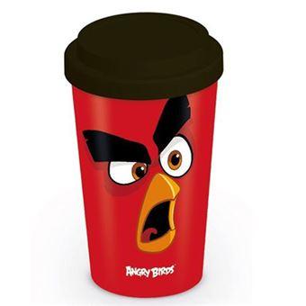 Copo de Viagem Angry Birds
