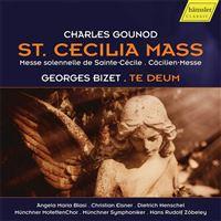St. Cecilia Mass & Te Deum - CD