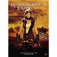 Resident Evil 3 - Extinção