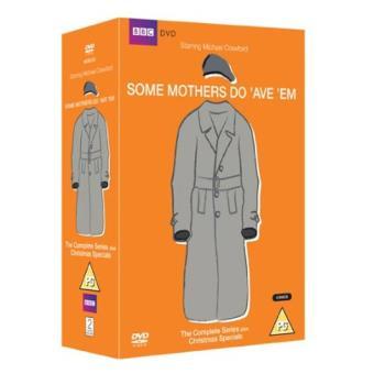 Some Mothers Do 'Ave 'Em Series 1-3 Box Set + Christmas Specials