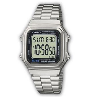 Casio Relógio Collection A178WEA-1AES (Prateado)