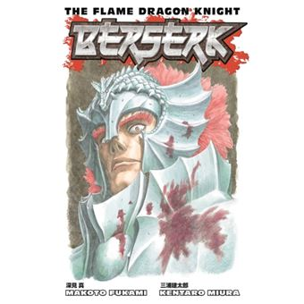 Berserk: the flame dragon knight