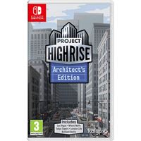 Project Highrise: Architect's Edition - Nintendo Switch