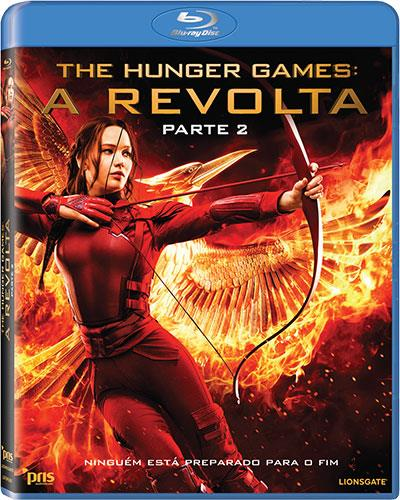 The Hunger Games: A Revolta Parte 2 Trailer