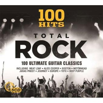 100 Hits: Total Rock - 5CD
