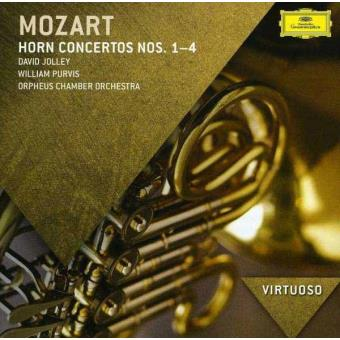 Mozart | Horn Concertos Nos. 1-4 (complete)
